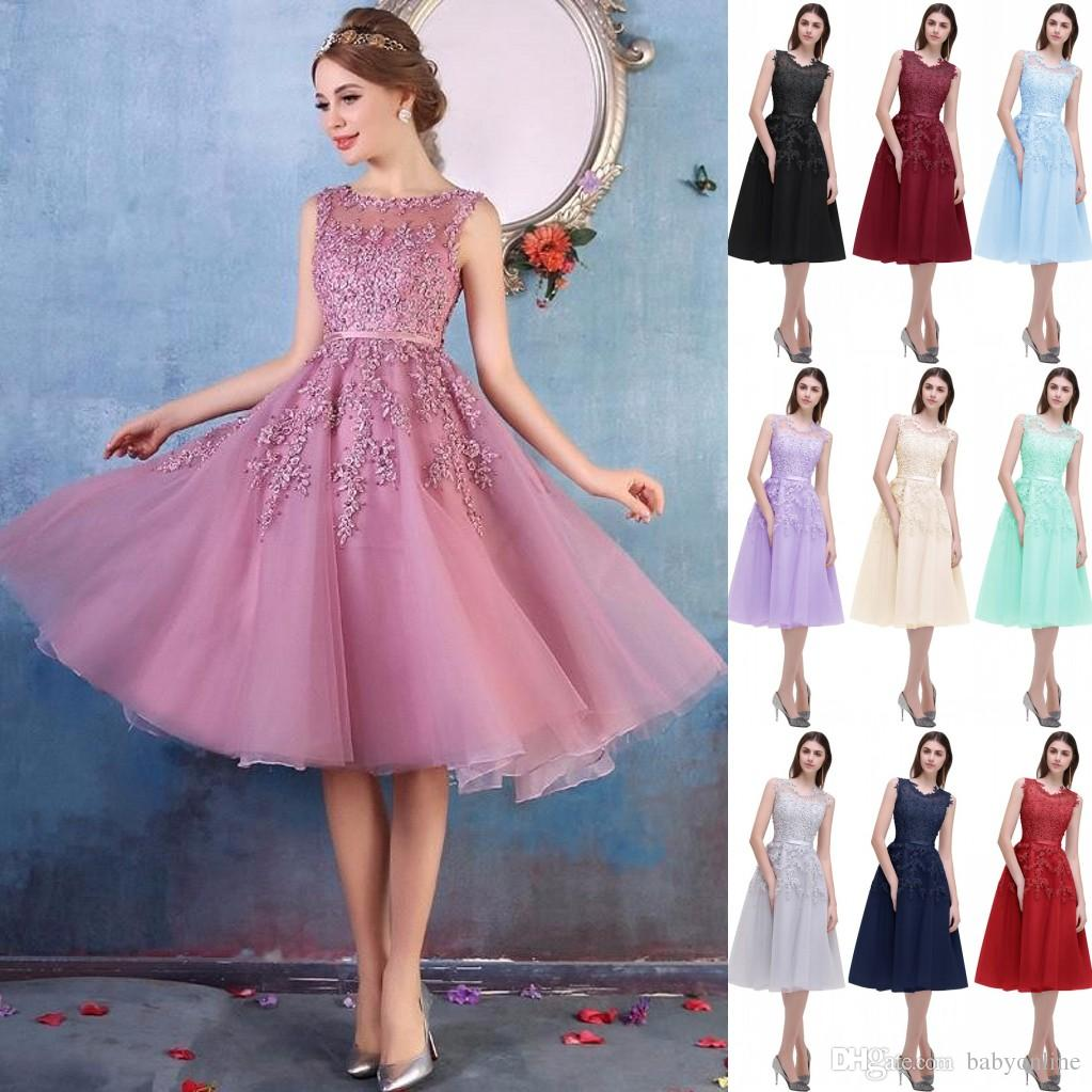 Graduation Evening Dresses