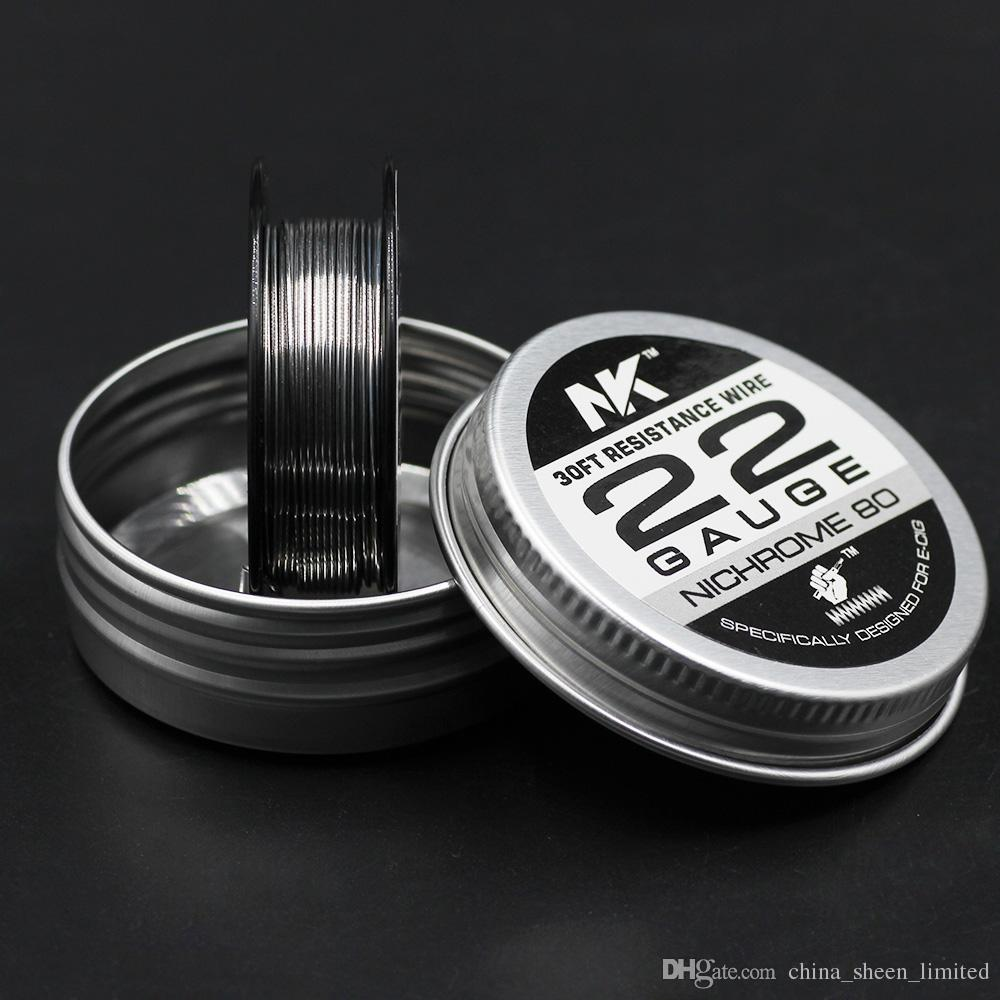 Sheen Top Selling 22G Heating Wire Nichrome 80 Electric Resistance ...