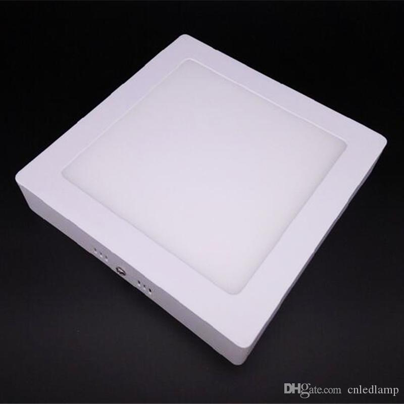 18W Square LED Panel Ceiling Lights High Quality White Surface Mounted Ceiling Lights for Indoor Lighting