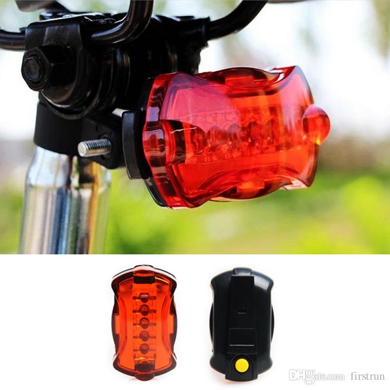 3 in 1 LED Taillight Indicator Brake Light 36V-48V for E-Bike Electric Bicycle