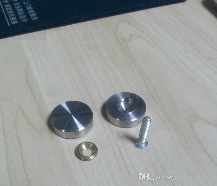 solid stainless steel decorative nail acrylic mirror nail advertisting screw DIY household material hardware part
