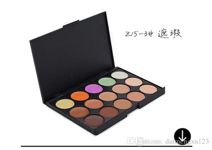 Professional Concealer Foundation Contour Face Cream Makeup Palette Pro Tool for Salon Party Wedding Daily D898