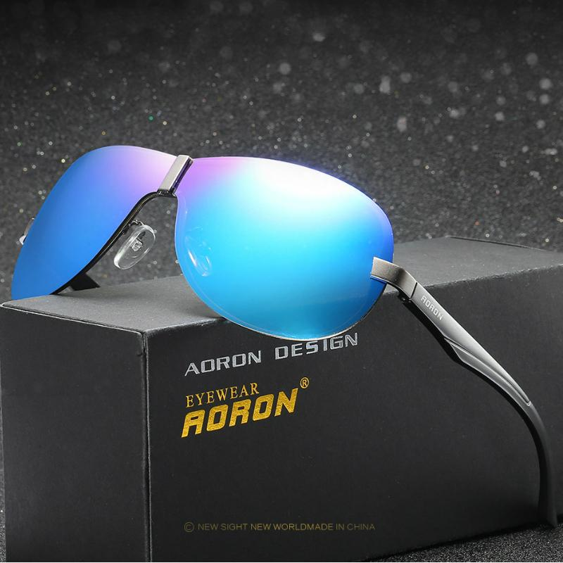 aff9a345f7 New HD Mens Polarized Sunglasses For Men Outdoor Sports Sun Glasses ...