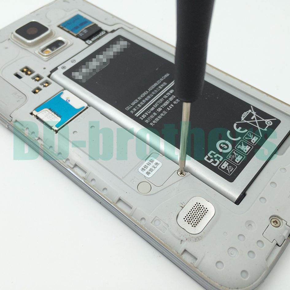 1.5mm Mini Hoofd Phillips Schroevendraaier, + Kruiskop Schroevendraaiers, Schroevendraaier, Reparatie PRY Open Tool voor iPhone Mobiele Telefoon S4 /