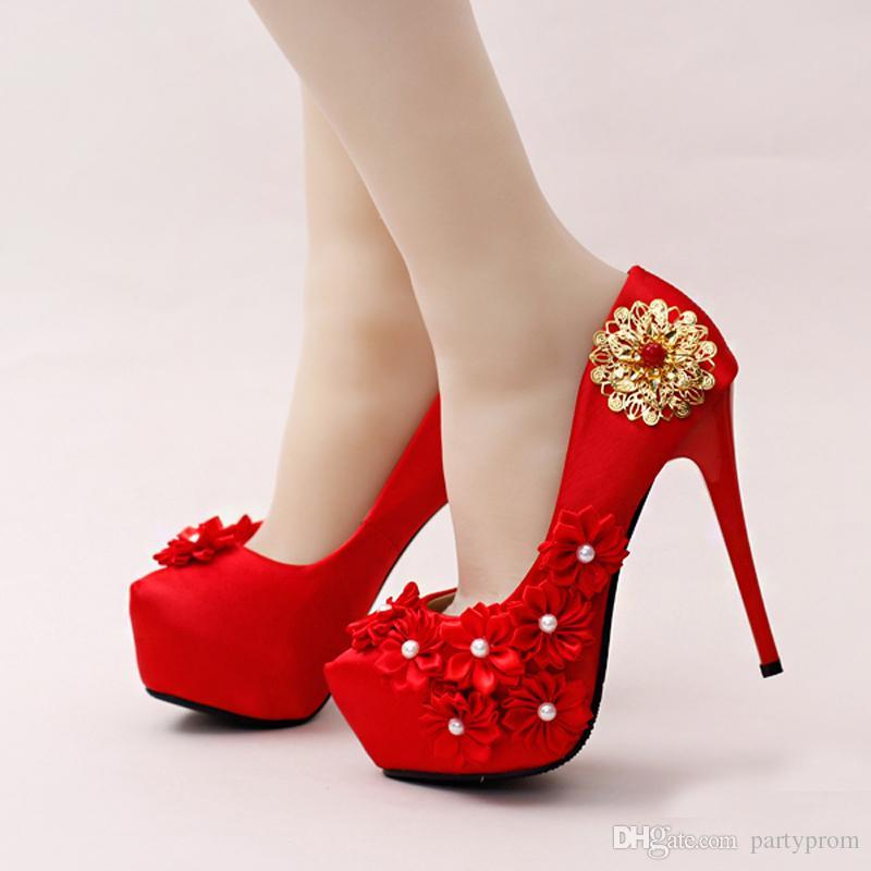 Sapato De Casamento Confortável Sapatos De Casamento De Cetim Sapatos De  Casamento Sapatos De Salto Alto Vestido De Noiva Sapatos Formais Mãe Da  Noiva ... 658708b11106