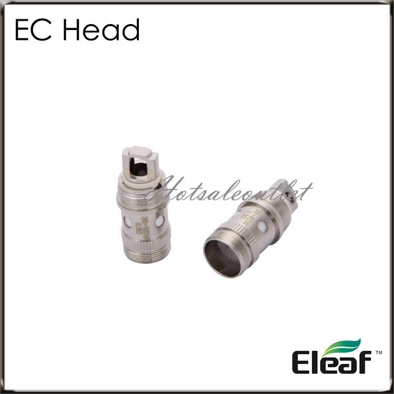 Напря ЕС глава 0.3 Ohm 0.5 Ом ЕК НК 0.25 ом ЕЦ керамической головкой 0.18 ом ЭСЛ голову 0.75 Ома наук катушки для ijust 2 атомайзер Мело 3 бака 100% оригинал