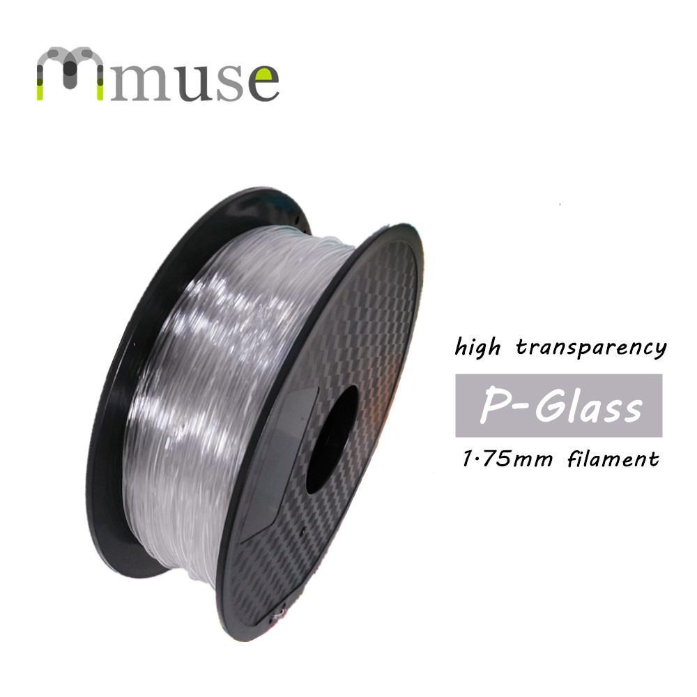 1kg 1 75mm High Transparency P Glass 3D Printing Filament, PC & PETG  Composite 3D Printer Filament