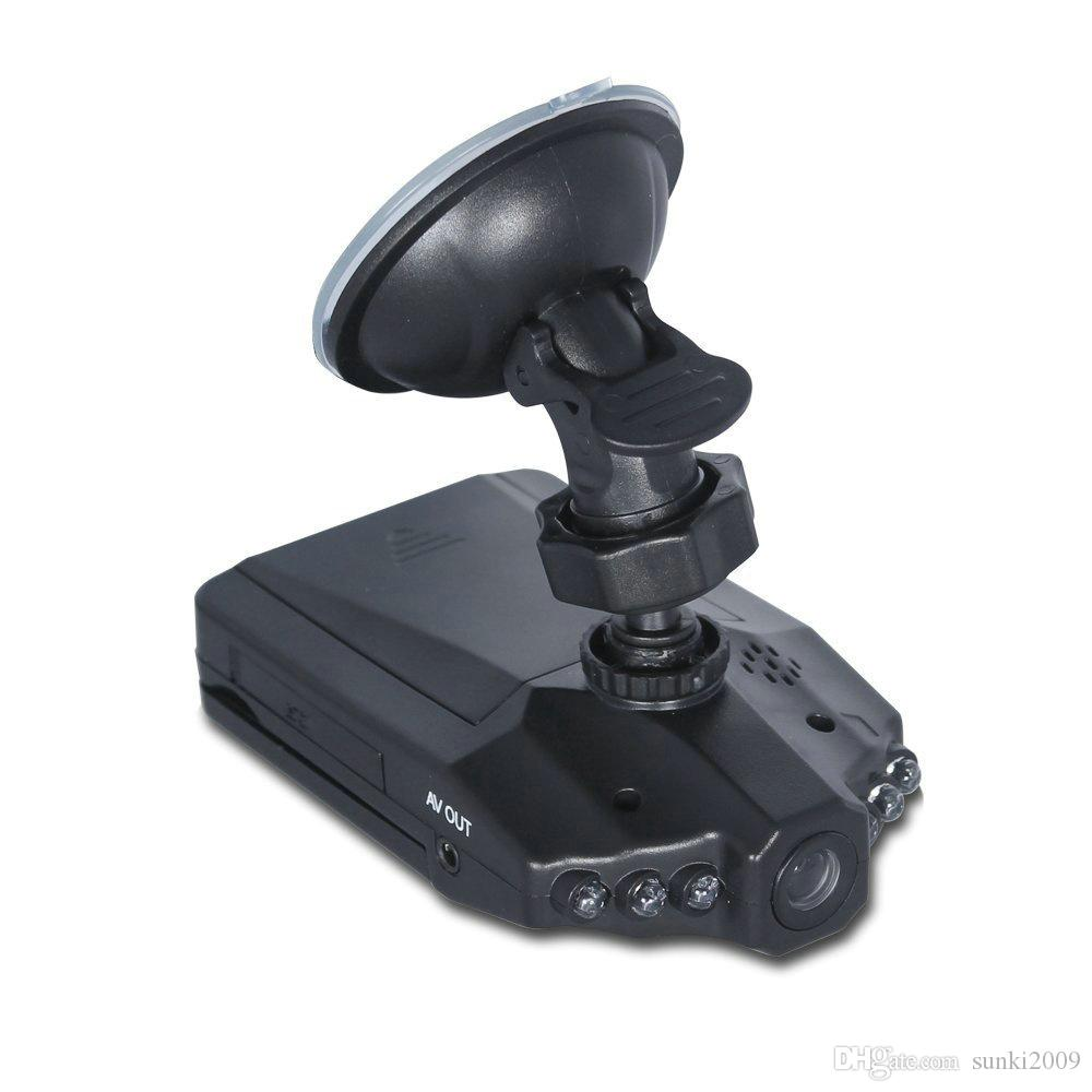 2.5'' inch Car Dash cams Car DVR recorder camera system black box H198 night version Video Recorder 1080P dash Camera 6 IR LED