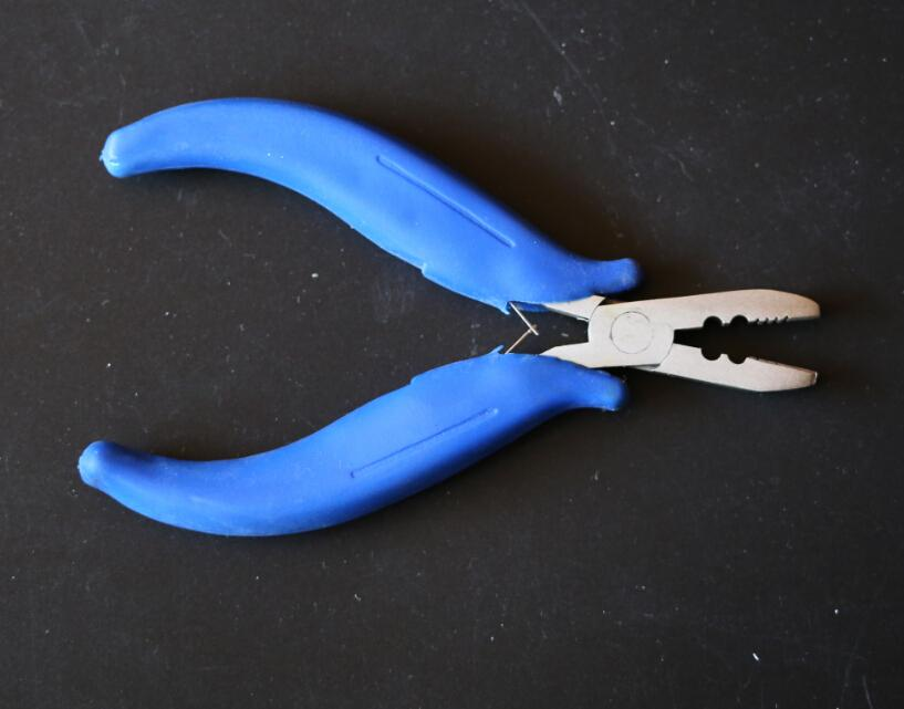 2018 Heat Fusion Glue Keratin Bonding Micro Rings Removal Pliers