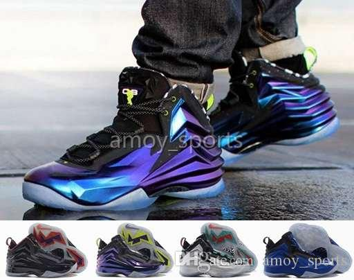 a2f0fc2a3487 2016 New Chuck Posite Men Basketball Shoes