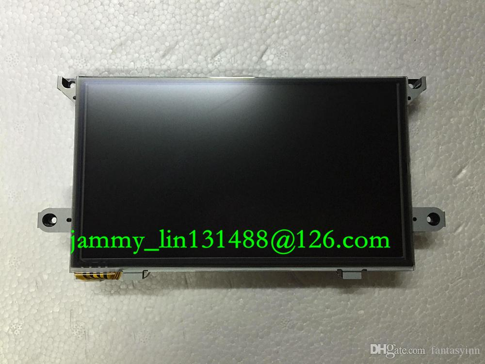 Оригинальный 6.5 ЖК-дисплей tj065np02at с сенсорной панелью для VW Skoda автомобильный навигационный ЖК-экран