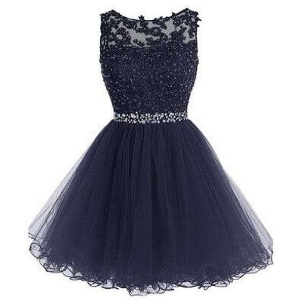 Classic Short Homecoming Dresses