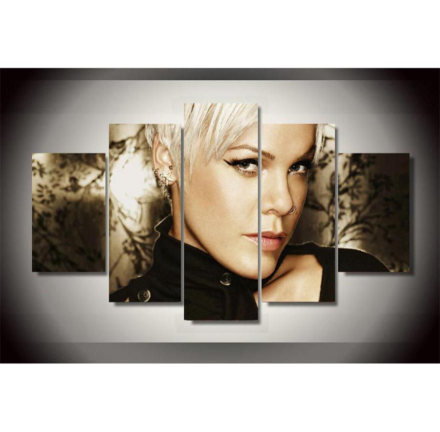 Großhandel Jennifer Lawrence, 5 Stück Home Decor Hd Gedruckt Moderne ...