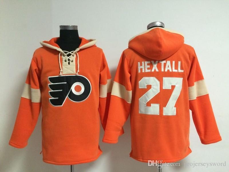 Youth Hockey Jersey Cheap, Ottawa Senator Hoodie 19 Jason Spezza 65 Erik Karlsson Kids 100% Stitched Embroidery Logos Hoodies Sweatshirts