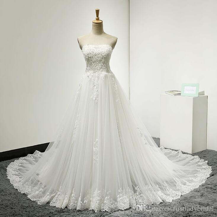 Schön Land Spitze Brautkleider Fotos - Hochzeitskleid Ideen - flsbi.com