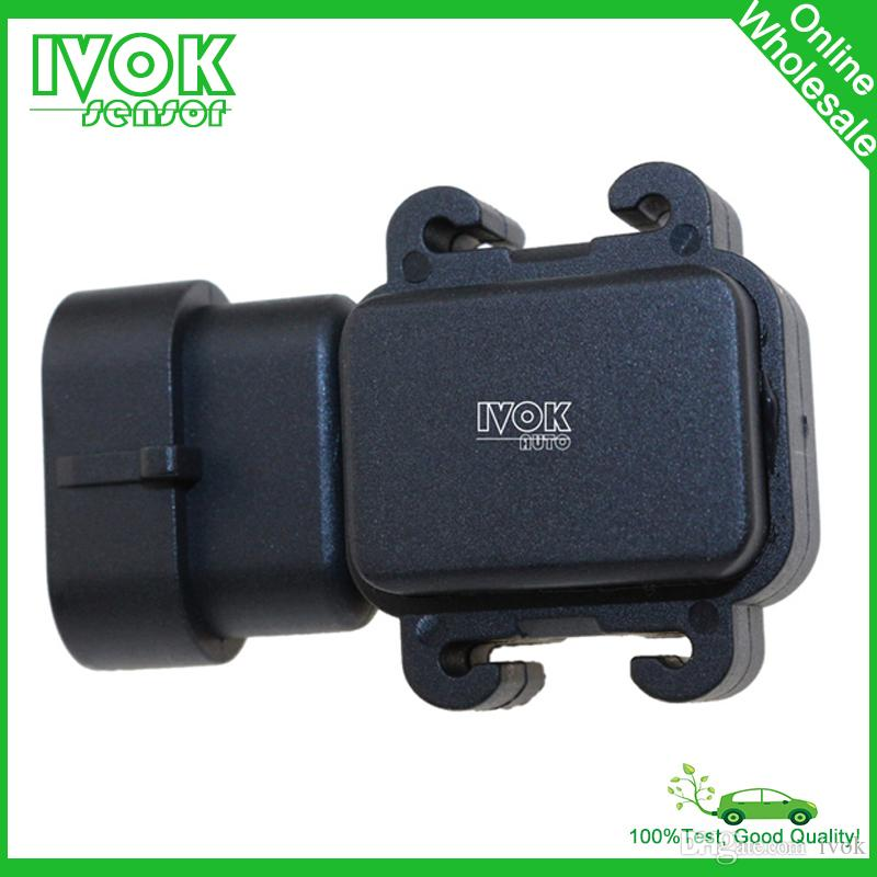 2018 2 Bar Manifold Map Sensor For Chevy Chevrolet Express