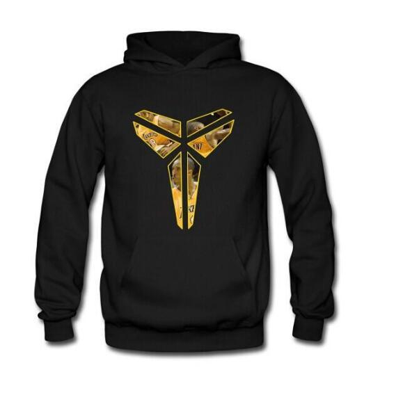 Sweatshirt Hoodie Black Mamba Kobe Bryant Photo Basketball Inverted  Triangle Peter Pan Men s Hooded Sweater Hedging Men s Sweater Tide Online  with ... e6a271cd90