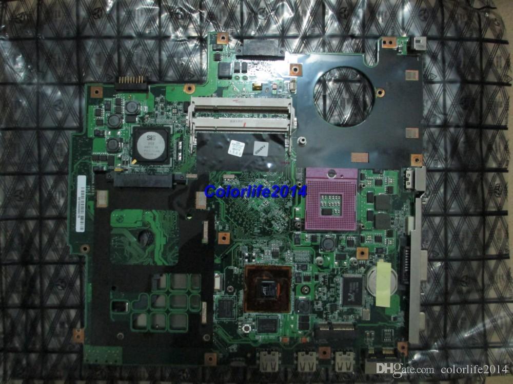 für Asus F5VL 08G2005FL20J rev 2.0 DDR2 Laptop Hauptplatine Systemplatine / Mainboard voll getestet funktioniert perfekt