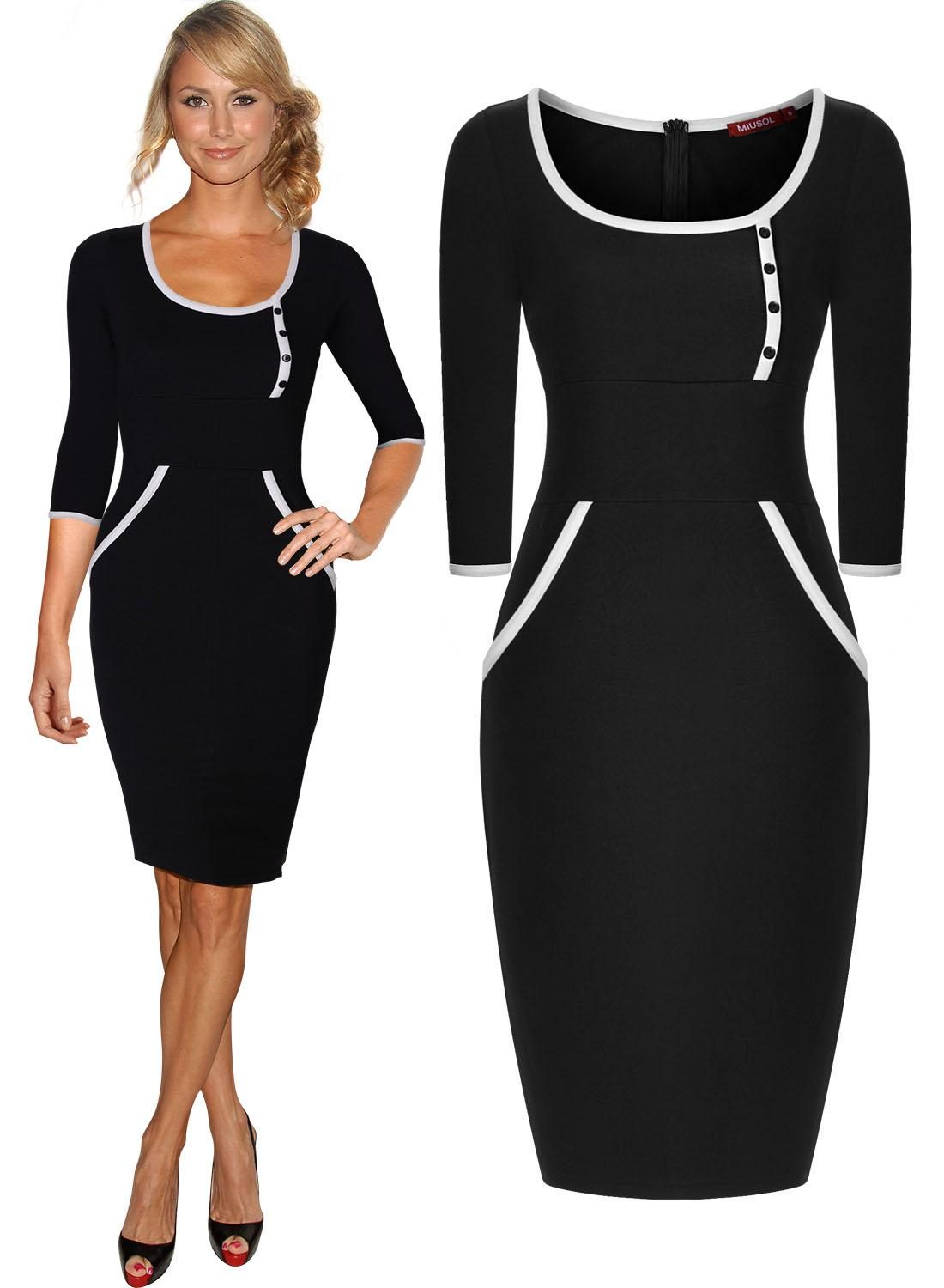 Women s Celeb Bodycon Evening Sexy Pencil Party Cocktail Work Casual  Dresses Work Dress 3122 Women Dress Work Dress Pencil Dresses Online with   35.92 Piece ... 227b434e63da