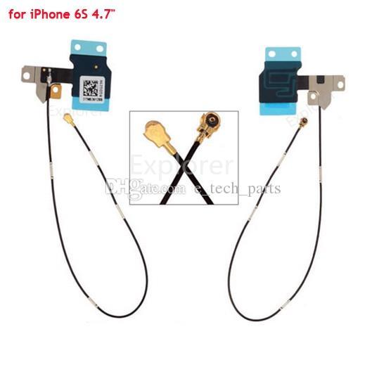 Original WiFi largo de la señal inalámbrica flexión de la antena de cable para iPhone 6S, más 4.7 5.5