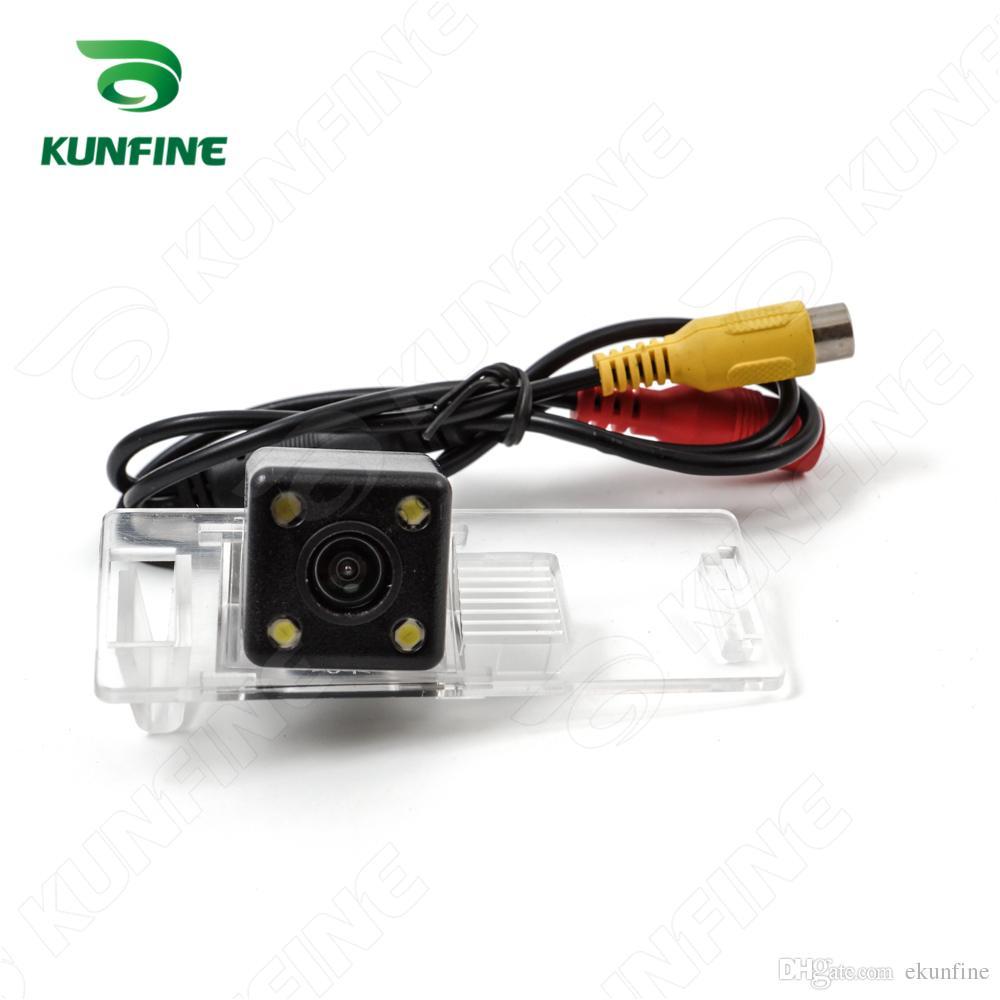 HD CCD cámara de visión trasera del coche para Buick GL8 2011 cámara de estacionamiento de marcha atrás marcha atrás cámara de reserva de visión nocturna impermeable KF-V1231