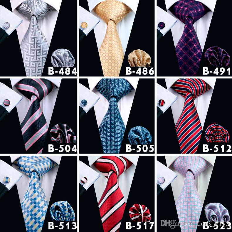 Cheap Men Fanshion Accessories Mens Ties JASON & VOGUE Silk Plaid Tie Nearly 200 Fashion High Quality Neckties
