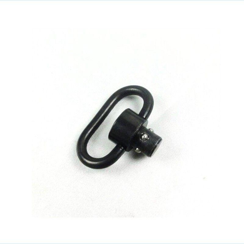 Großhandelspreis QD Heavy Duty Schnellverschluss Abnehmen Druckknopf Sling Swivel Adapter Set Picatinny Schiene Montieren Basis 20mm Anschluss Sling Ring