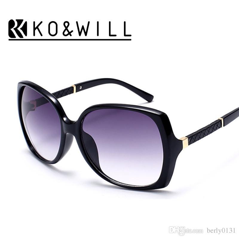 5ee383d02530a Women Sunglasses Famous Brand Designer Oculos De Sol Steampunk Vintage Big  Frame Coating Eyewear Gafas De Sol Femenino Oval Frame Glasses Frames  Glasses ...