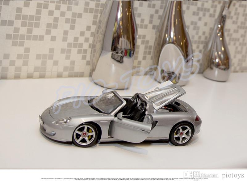 Новое поступление подарок Maisto GT 1:18 роскошные металлические модели родстер автомобиль большой вентилятор коллекция сплава автомобиля игрушки моделирования присутствует
