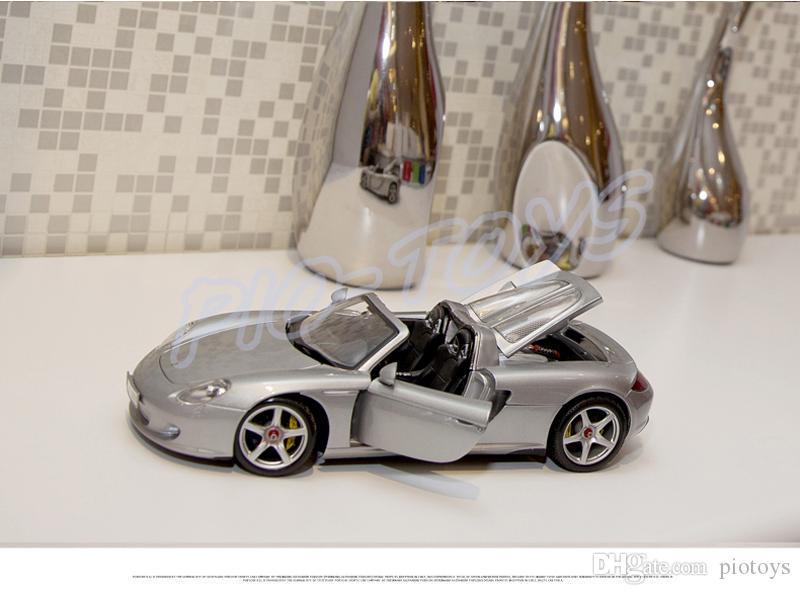 Yeni Varış Hediye Maisto GT 1:18 Lüks Metal Modeli Roadster Araba Büyük Fan Koleksiyonu Alaşım Araç Oyuncaklar Simülasyon Mevcut