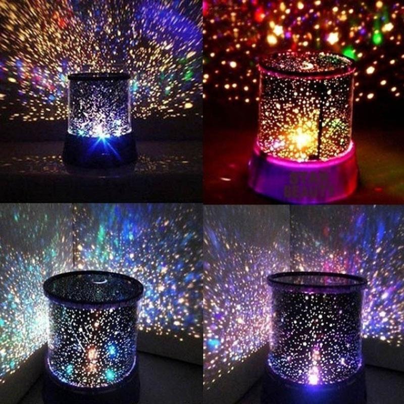 2019 Crystal Romantic Gift Cosmos Star Sky Master