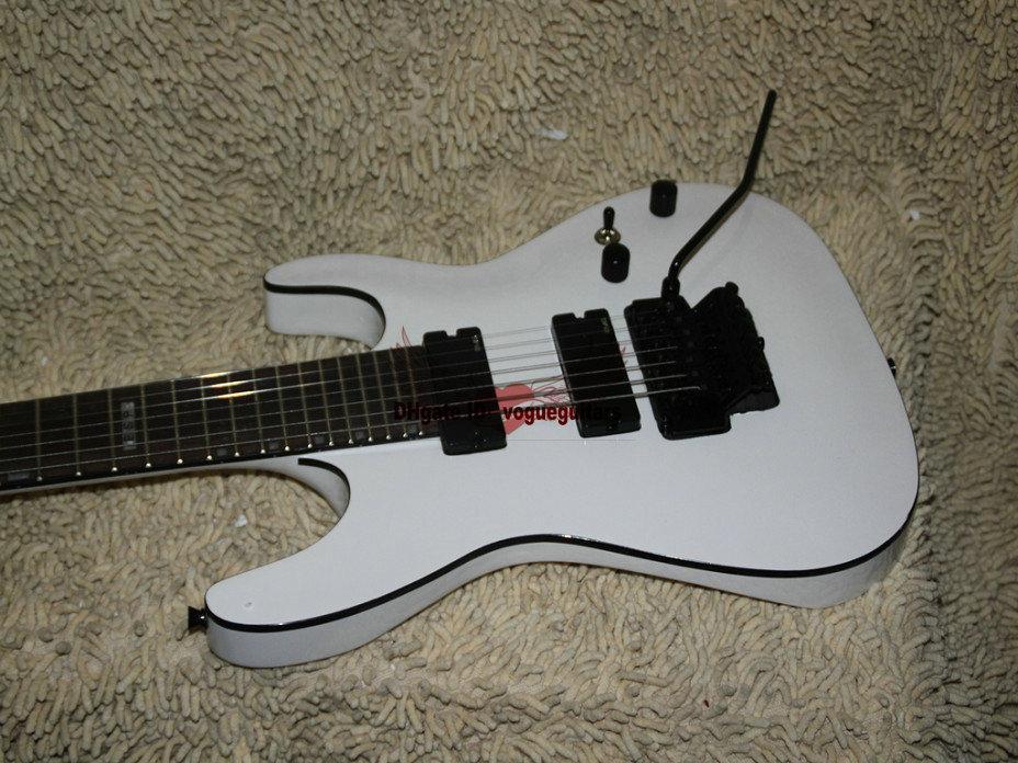new custom shop 7 strings guitar wholesale white electric guitar vos guitar semi acoustic guitar. Black Bedroom Furniture Sets. Home Design Ideas
