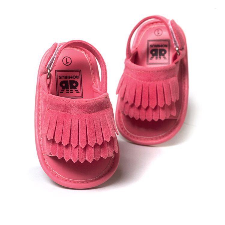 Zapatos para niños Sandalias Zapatos 2016 Zapatos para bebés Sandalias Zapatos para niños Niños Niñas Sandalias de verano Calzado Sandalias para niños Lovekiss
