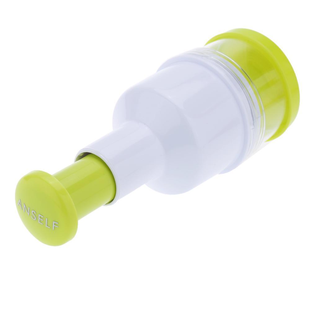 Anself инструмент кухня аксессуар многофункциональный руководство нажатия чеснока овощной прессом чоппер тесак для фруктов лук Triturator