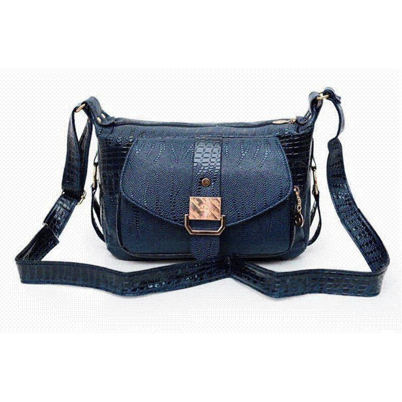 Women Messenger Bags Leather Handbag Mid Age Models Shoulder Bag Crossbody  For Women Mom Handbags High Quality Bag L4 1390 Handbags On Sale Shoulder  Bags ... 59abce3660ebd