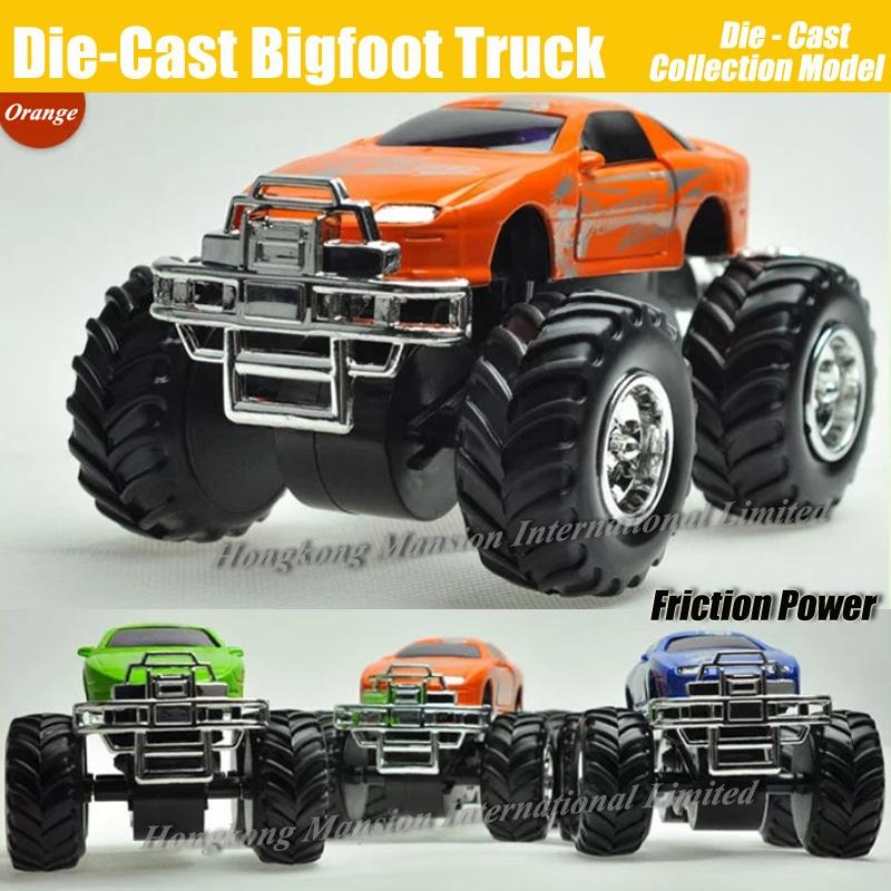 2018 diecast alloy metal bigfoot car 1 32 scale model. Black Bedroom Furniture Sets. Home Design Ideas