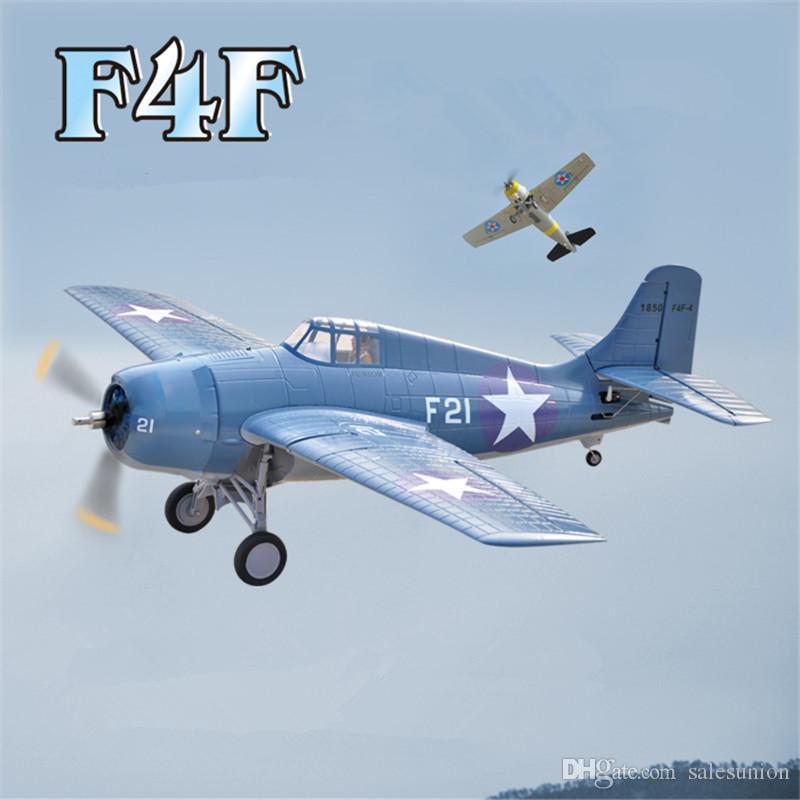32f5989fa0 Compre 8CH Rc Planeador Avión F4F Modelo Epo Espuma Aviones Rc  Aeromodelismo Rc Avión Rtf Aviones De Control Remoto A  653.27 Del  Salesunion