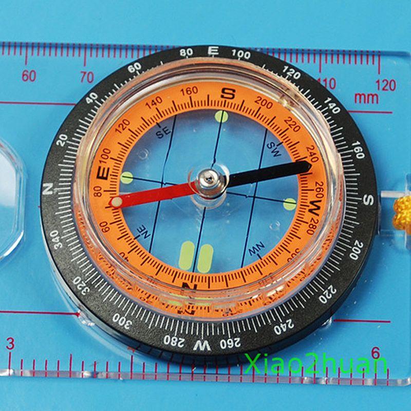 En soldes! plaque de base règle carte échelle compas scouts camping kit de randonnée DC45-5C
