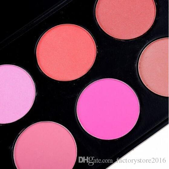 Professional Makeup Blush Face Blusher Powder Palette Cosmetics Product Contour Shading Concealer Hot Fashion Brand New