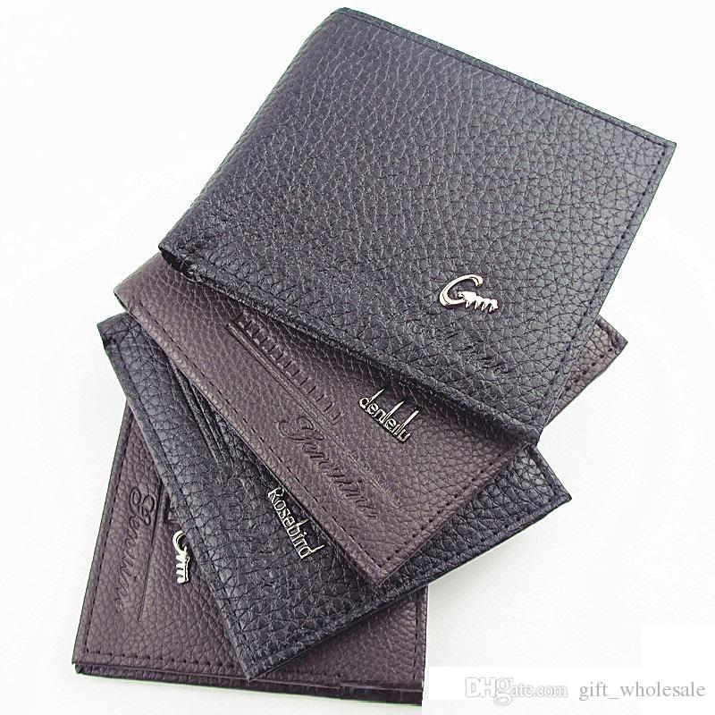 2016 New Vintage Men s Wallet Fine Bifold