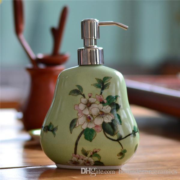 Gm Protection Plan >> 2019 400ml New Arrival Ceramic Soap Dispenser Hotel Hand ...