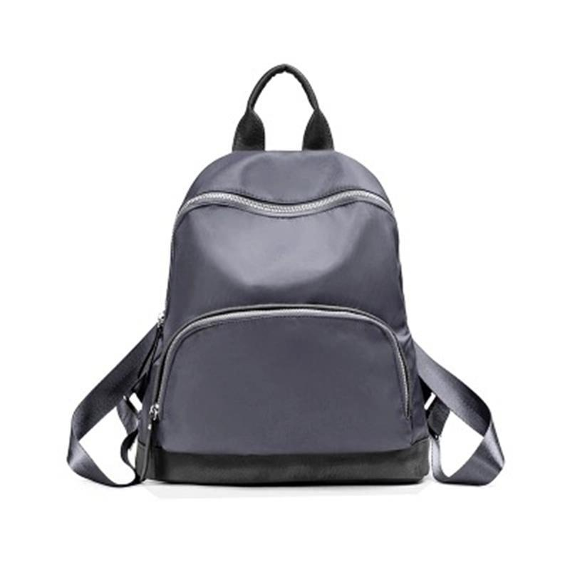New School Bag Women College Wind Ladies Shoulder Bags Summer Fashion Hit  Color Backpacks Travel Female Small Backpack Hot School Bag Women Ladies  Shoulder ... 5de7b55be33e8