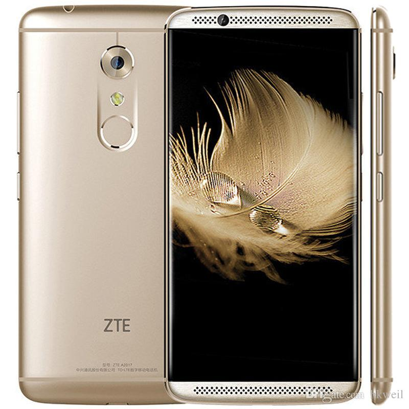 Original ZTE Axon 7 Quad Core 4GB RAM Mobile Phone