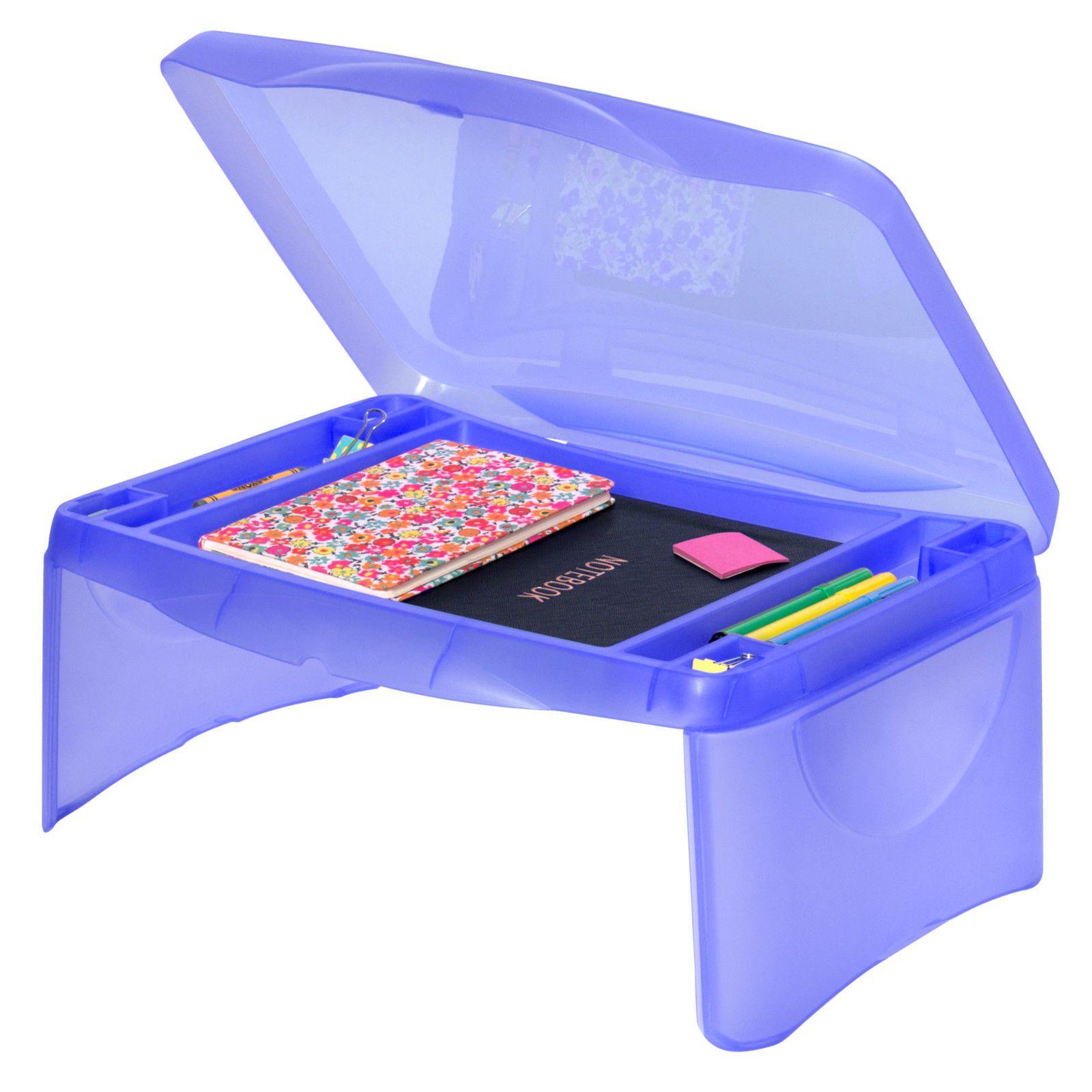 2018 Best Choice S Kids Folding Lap Desk W Storage Blue From Hongxinlin21 15 08 Dhgate Com
