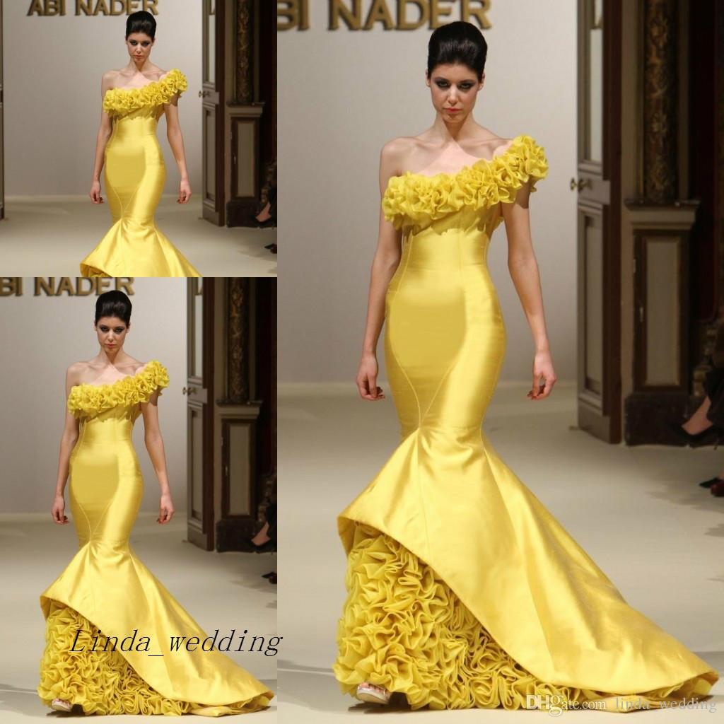 Robert Abi Nader Evening Gowns 2018