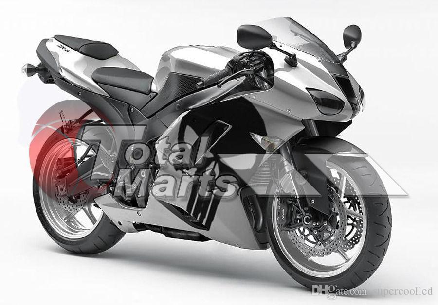 Kawasaki 636 2008 Idea Di Immagine Del Motociclo