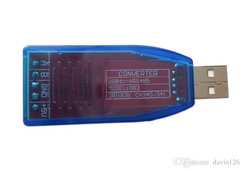 Бесплатная доставка 1 X промышленных USB для RS485 конвертер обновления защиты RS485 конвертировать