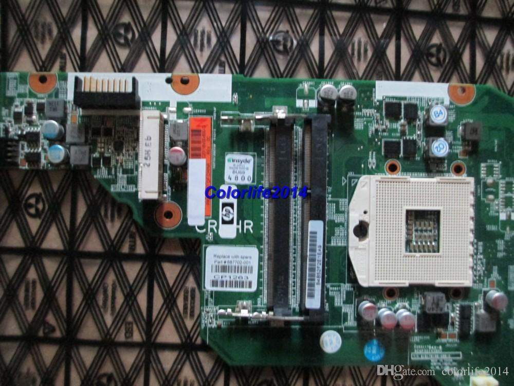 687702-001 motherboard for HP CQ58 650 series 687702-001 HM70 Chipset laptop motherboard mainboard fully tested & working perfect