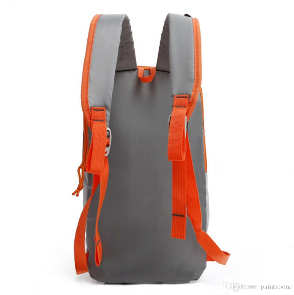 Wholesale 15L Outdoor Sports Bag for Men Women Gym Fitness Bag Leisure Backpack for Hinking Cycling Climbing Bags Pack children schoolbag