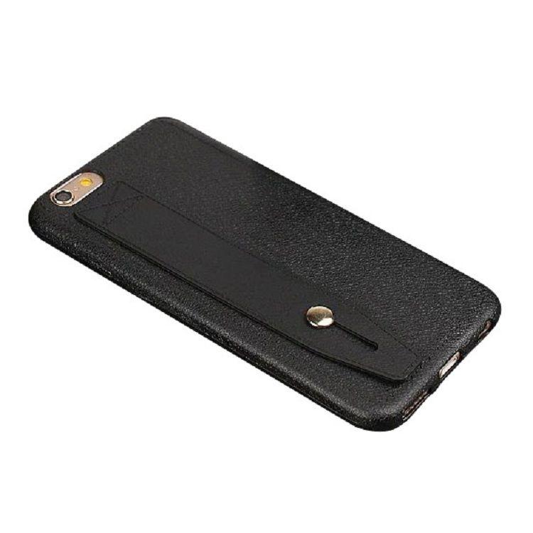 En Gros Style D'affaires Super Slim En Cuir PU Peau Kickstand Titulaire De La Couverture Housse Pour iPhone 6 6plus fpr iphone 7 7plus Soft Phone Case